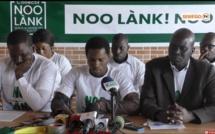 """Marche de protestation contre la hausse des prix de l'électricité -  """"Nio Lank"""" face à la presse ce jeudi"""