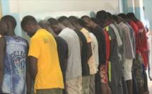 Opérations combinées de sécurisation de grande envergure Police-Gendarmerie à Dakar, Touba et Kaolack   479 individus interpellés