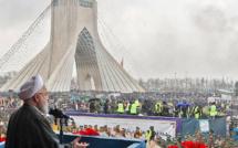 Iran : foule immense et slogans anti-américains à Téhéran pour célébrer la Révolution islamique