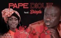 """""""Sama Noflaay"""", nouveau single de Pape Diouf en featuring avec Dieyla-    Quand Pape Diouf tutoie la perfection…"""