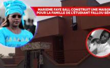 Pattar : La première dame construit la maison paternelle de l'étudiant Fallou Sene