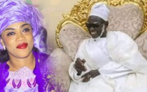 Porokhane : Les détails de l'audience entre le Khalife des mourides et Sokhna Aïda Diallo