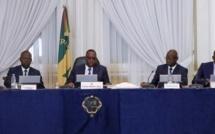 Voici le communiqué du Conseil des Ministres