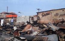 Guinée: Conakry touchée par une inquiétante vague d'incendies