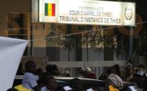Tribunal de Thiès : Les travailleurs ont observé ce lundi, un arrêt de travail