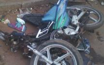 Louga : Un camion conducteur de moto Jakarta mortellement fauché par un camion