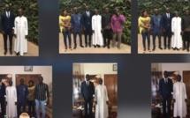 """[Photos] Dr Babacar Diop reçu par le cardinal : Théodore A. Sarr """"préoccupé"""" par la situation de Guy Marius Sagna"""