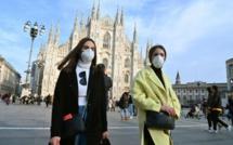 Coronavirus : En Italie, deuxième baisse consécutive du nombre de morts quotidien