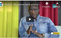 VIDEO - C0vid-19: Mouhamed Samb exhorte les Sénégalais à se conformer aux mesures et directives édictées....