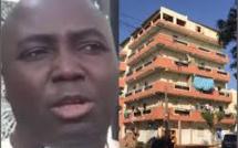 Médina : Un immeuble mis en quarantaine après la détection d'un cas positif au coronavirus, le maire Bamba Fall sur place