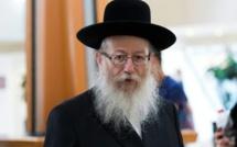 COVID- 19 - Le ministre israélien de la Santé testé positif