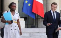 "Macron fait ""évoluer"" son cabinet- Sibeth Ndiaye se retrouve...."
