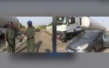 [Photos] Mbour : 4 individus arrêtés avec une demi-tonne de yamba