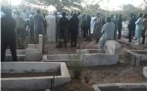 Golbert Diagne inhumé dans la plus grande intimité à Marmyal