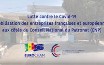 Lutte contre le Covid-19: Mobilisation des entreprises des Conseillers du Commerce Extérieur de la France (CCEF) et des entreprises de la Chambre de Commerce Européenne (Eurocham)