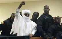 Sénégal - Covid 19 : Hissène Habré obtient une autorisation de sortie de 60 jours .