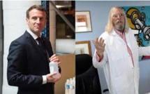 Coronavirus : en France, Macron rencontre Raoult, Le Maire prévoit une récession à -6 % en 2020