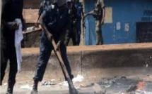 Bambey en feu: La population refuse  l'installation du centre pour les malades du Covid-19