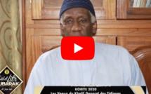 TIVAOUANE KORITÉ 2020 - Préservation des Daaras, Retour à Dieu, Unité Confrérique: Les Voeux du Khalif General des Tidianes délivrés par Serigne Babacar Sy Abdou.