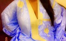 """Kebs Thiam magnifique avec sa tenue traditionnelle """"Narr"""""""
