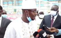 Arrêt sur image : Le ministre Moustapha Diop qui peine à s'exprimer en Français