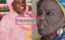 """La fille aînée de la défunte chanteuse Ndèye Seck """"Signature"""" rejoint sa maman dans  l'au-delà"""