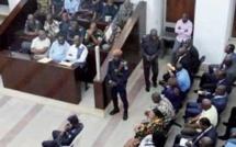 VIOLATION DE COUVRE-FEU, VIOLENCE À AGENT ET RÉBELLION -  Daouda Thiaw fracture les doigts d'un gendarme et écope de 6 mois dont 15 jours ferme