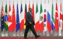 Riposte à la Covid-19 : Macky fait une requête au G20