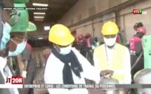 """GAZ Butane: """"Lobbou Mame Diarra Bousso"""" continue de satisfaire sa clientèle malgré la covid19"""