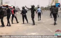 Affrontements à Touba / Le « TOUT EN IMAGES » d'une série d'échauffourées opposant policiers à chauffeurs.