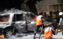 Émeutes à Pire : La voiture d'un magistrat caillassée, son épouse blessée
