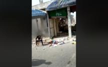 VIDEO :Le marché de la Gueule-Tapée démolie
