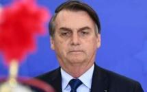 COVID-19/BRÉSIL: Le Président testé positif