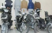 PLUSIEURS GROUPES CRIMINELS MIS HORS D'ÉTAT DE NUIRE (POLICE)