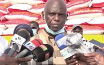 Distribution kits alimentaires : Les 45 départements du Sénégal bouclés