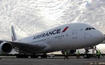 Transports: les vols entre la France et la Chine sont réduits