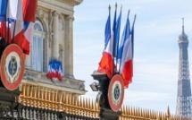 France: un 14-Juillet marqué par l'épidémie de coronavirus