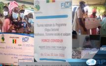 MICROFINANCE : PRÈS DE 106 MILLIONS DE FRANCS REMIS À DES GROUPEMENTS DE FEMMES DU NORD DU PAYS