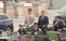 France : défilé du 14 juillet en mode confiné pour cause de coronavirus