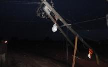 Tristesse et désolation à la Gueule tapée: Un jeune homme meurt électrocuté durant la pluie d'hier