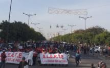 Marche de vendredi prochain: Les plateformes Aar li nu bokk», «Noo Lank» et «Doyna » s'activent !