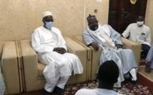Présentation de condoléances : Khalifa Sall à Médina Baye, Dialagne, HLM Sara et aux abattoirs Ndiolofène.