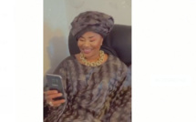 Arrêt sur image! La célèbre Ndèye Nar, toute resplendissante lors de la Tabaski