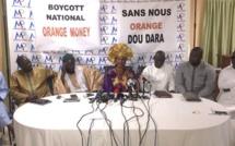 """CONFERENCE DE PRESSE: """"Quand Orange nargue les Sénégalais"""""""