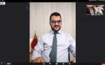 Journaliste expulsée de son siège en direct: le studio de la BBC Arabic dévasté par le souffle de l'explosion - vidéo
