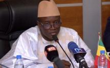 L'intégralité de l' allocution du Ministre de l'intérieur M. Aly Ngouille Ndiaye face à la presse