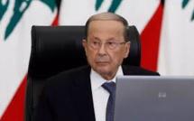 """Explosions à Beyrouth : Michel Aoun rejette toute enquête internationale et évoque """"un missile"""""""