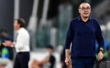 Italie: Maurizio Sarri n'est plus l'entraîneur de la Juventus