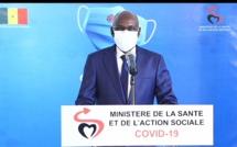 COVID-19 : 172 NOUVEAUX CAS DONT 113 ISSUS DE LA TRANSMISSION COMMUNAUTAIRE