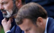 Macron «est inquiet de ne pas avoir de nouvelles d'Édouard Philippe», selon Le Monde